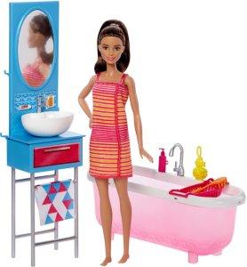Barbie med Baderom