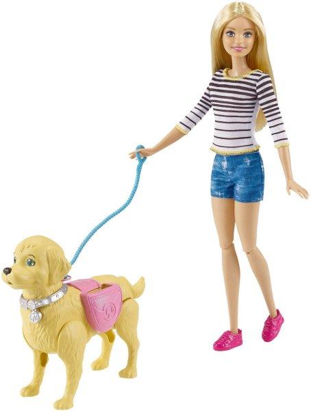 Barbie Walk Puppy