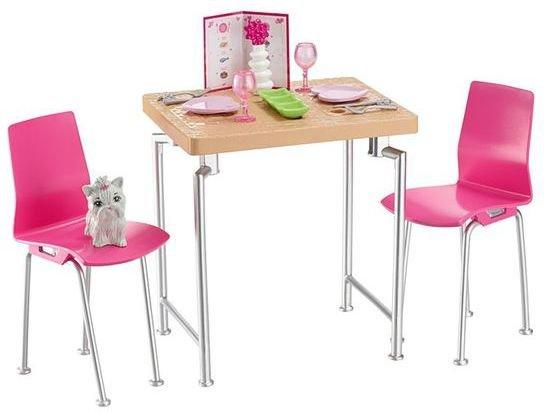 Barbie Dining Set