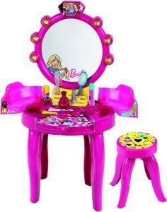 Barbie Sminkebord m/tilbehør