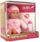 Dolls World Talking Tammy