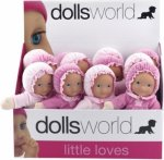 Dolls World Little Loves, 25 cm