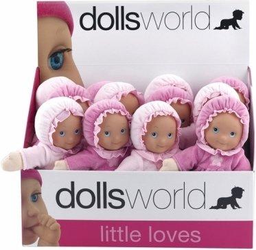 Dolls World Little Loves, 25 cm