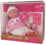 Dolls World Talking Tilly