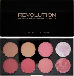 Makeup Revolution Ultra Blush Palette Sugar And Spice 13g