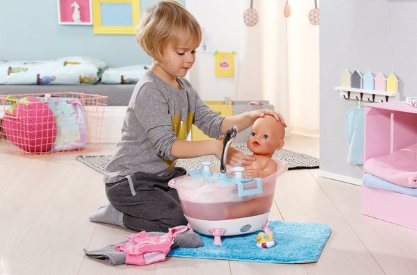 Baby Born Badekar med Skum