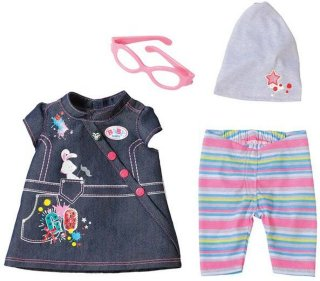 Baby Born Hasbro Deluxe Jeans Collection