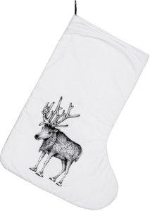 Bloomingville julestrømpe reinsdyr