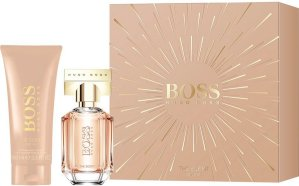 Hugo Boss The Scent For Her Gift Set
