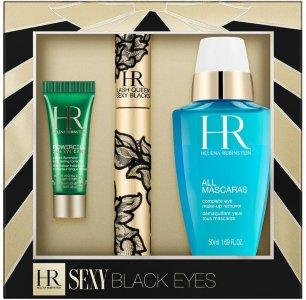 Helena Rubinstein Eye Love Feline Sexy Blacks gavesett