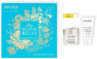 Decleor Stop Breathe Relax Hydration Kit Hydra Floral Giftset