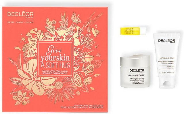 Decleor Give Your Skin A Soft Hug Kit Harmonie Calm Giftset