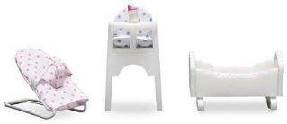 Lundby Babymøbler