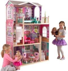 KidKraft Dukkehus (for store dukker)