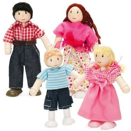Le Toy Van Doll Family