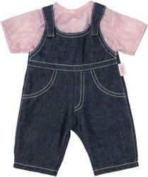 Skrållan Lillan Jeans & T-Skjorte