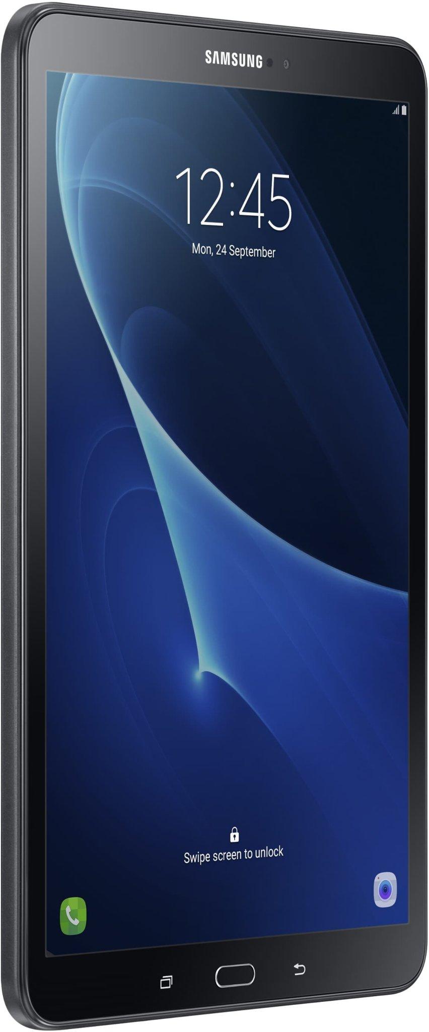 Samsung Galaxy Tab A 2016 32GB Sort Komplett.no