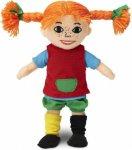 Pippi Langstrømpe Dukke, 20 cm