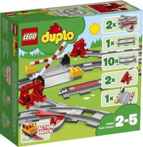 Duplo 10882 Train Tracks