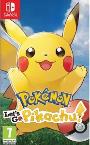 Pokémon: Let's Go, Pikachu! til Switch