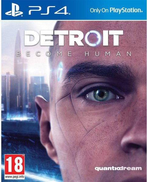 Detroit: Become Human til Playstation 4