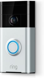 Ring WiFi Smart Video Doorbell
