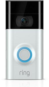 Ring WiFi Smart Video Doorbell V2