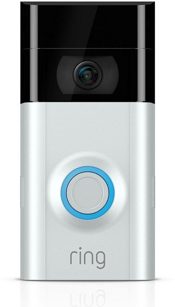 Ring WiFi Smart Video Doorbell V2
