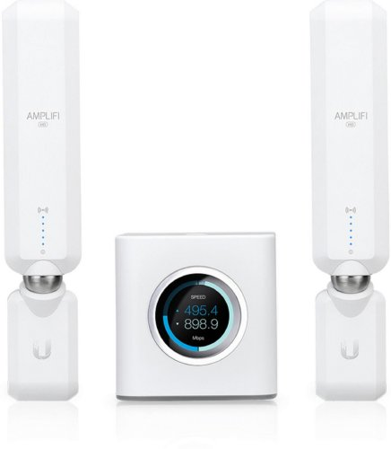 Ubiquiti AmpliFi HD + 2 Mesh Points