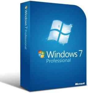 Microsoft Windows 7 Professional 64-bit Norsk OEM
