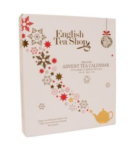 English Tea Shop Adventskalender 24 teposer