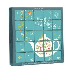 English Tea Shop adventskalender 25 teposer