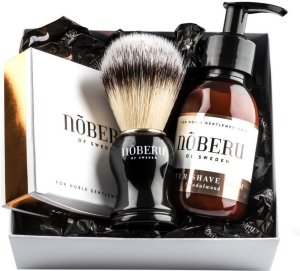 Nõberu Shaving kit Sandalwood