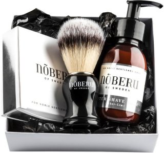 Nõberu Shaving kit Amber