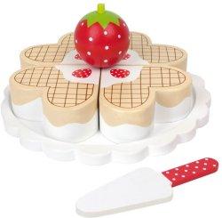 JaBaDaBaDo Waffle Cake