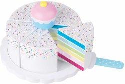 JaBaDaBaDo Rainbow Cake