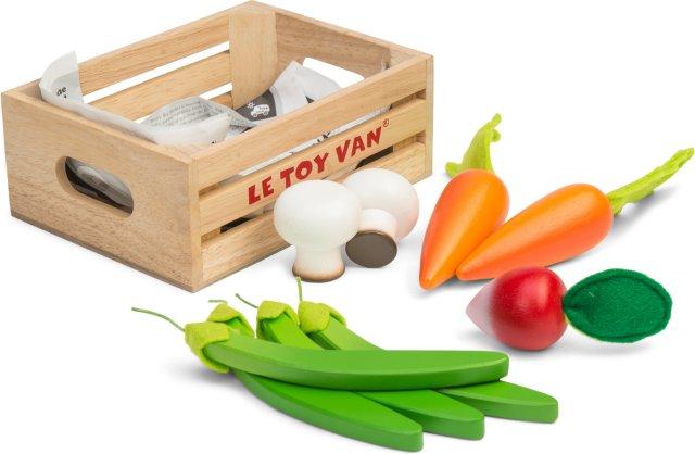 Le Toy Van Five-a-Day Vegetables