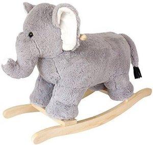 JaBaDaBaDo Myk Elefant Gyngedyr