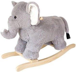 Myk Elefant Gyngedyr