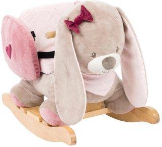 Nattou Rocking Rabbit Nina