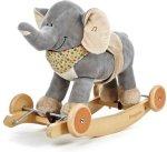 Teddykompaniet Diinglisar Elefant Gyngedyr