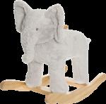 Teddykompaniet Lolli Elefant Gyngedyr