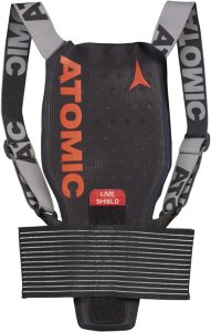 Atomic Live Shield Black Jr