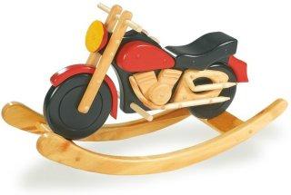Gyngehest Motorsykkel
