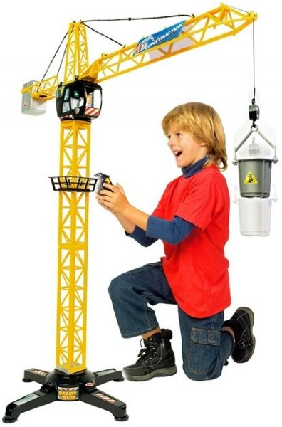 Dickie Giant Crane