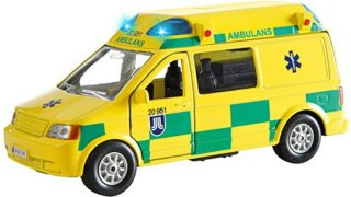 Junior Driver Ambulanse (m/lyd)