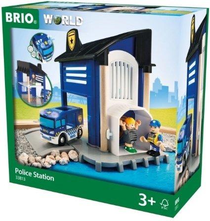 Brio World 33813 - Politistasjon