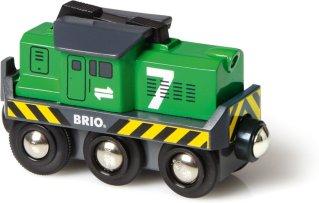 Brio World 33214 - Godslokomotiv