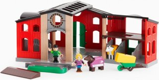Brio World 33791 - Hestestall