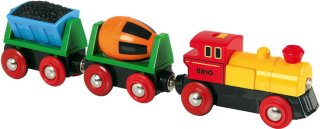 Brio World 33319 - Batteridrevet tog